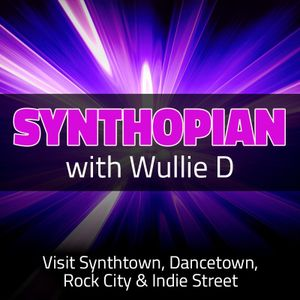 SYNTHOPIAN FW6 @Sombremoon @fusedofficial @Jigsaw_Sequence @milanmusicuk @natureofwires @thebandemt