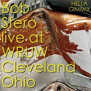 Bob Sfero Live At WRUW Cleveland, OH 11/14/2010