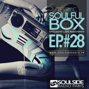 TERRY C. - Soulful Box Radioshow - EP#28