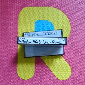 The Hip Hop Spot w/WildMan Steve & DJ Riz 90.3 WBAU May 23, 1994