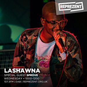 Lashawna with Sprove | 28th June 2017