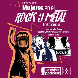 Conversatorio: Mujeres en el rock y metal en Colombia (Cali, Colombia)