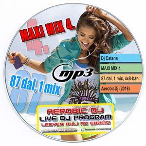 Catana - MAXI MIX 4. (87songs, 1mix)