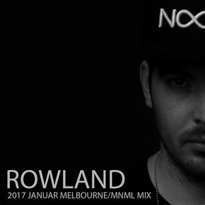 2017 JANUAR MELBOURNE/MNML MIX