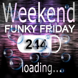Funky Friday Show 244 (16102015)