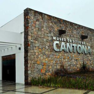 Museo de sitio de Cantona