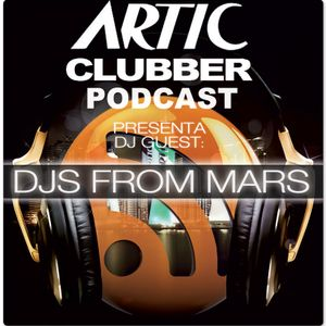 Artic Clubber Podcast - Special Guest DJS FROM MARS