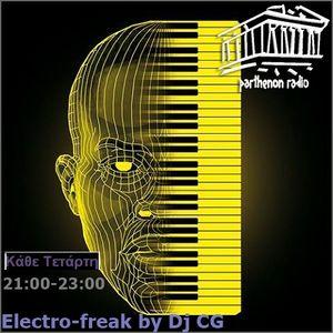 15 - 03 2017 ELECTRO – FREAK - DJ CG.