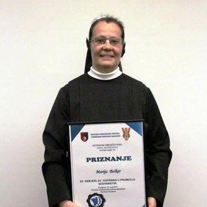Doprinos s. Marije Bešker u promociji sestrinstva