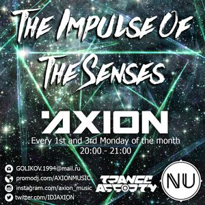 AXION - The Impulse Of The Senses #11