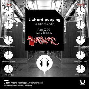 LizHard@U-Bahn Radio - I'ts Popping Time - 09-06-2015