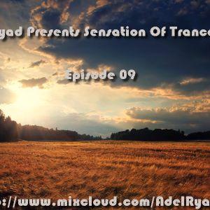 Adel Ryad Presents Sensation Of Trance 2012 Episode 09
