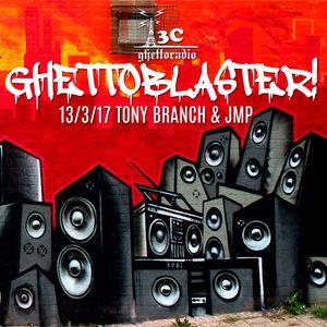 Ghettoblaster 13.3.2017