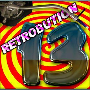 Retrobution Volume 13, 70's - 80's disco/club, 112-118 bpm
