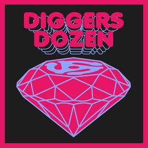 Ricardo Paris - Diggers Dozen Live Sessions (February 2017 London)