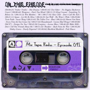 Mix Tape Radio | EPISODE 041