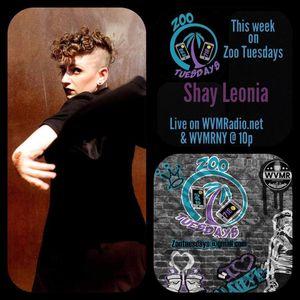 Zoo Tuesdays 1-23-18 w/ Shay Leonia (featuring Rebecca Lauren)