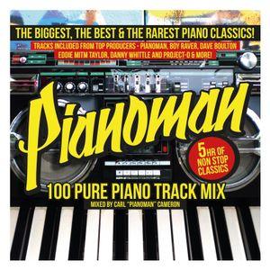 100 Piano tracks - Mixed by Carl Pianoman by Pianoman | Mixcloud