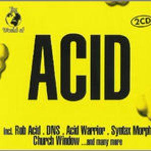 12 in lost mixes-dj mighty mike rivera 1990 acid breakz