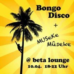 Museke Mûseke & Bongo Disco live@ beta lounge pt.3