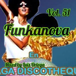 Funkanova Vol. 51  Mix By Luis Ortega D.J.