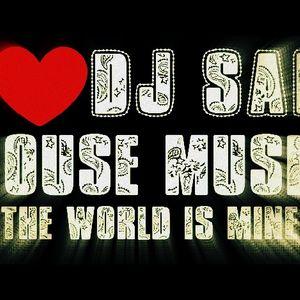 DJ SAM-Leave the wrold behind ( Original Mix )
