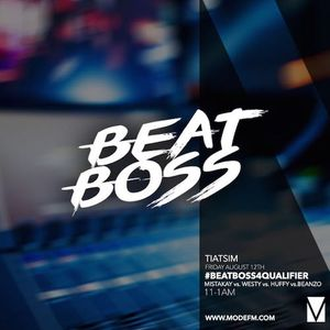 12/08/2016 - Tiatsim w/ Beat Boss 4 Qualifiers - Mode FM (Podcast)