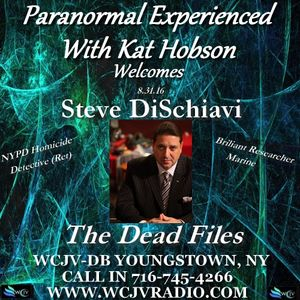 Paranormal Experienced with Kat Hobson 20160831_Steve DiSchiavi