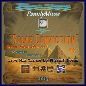 """""""Solar Conviction"""" (FamilyMixes#50)"""