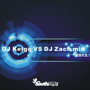 2013.01.16 DJ Keigo VS DJ Zach mix