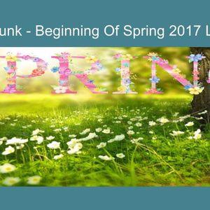 Vianzo Munk - Beginning Of Spring 2017 Live MIX 3-18-17
