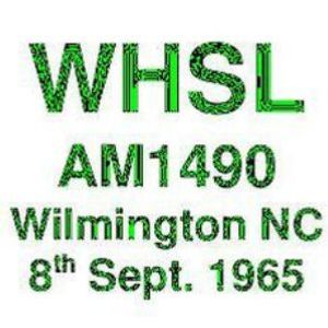 WHSL 1490 AM Wilmington NC =>> Whistle Radio w  Tommy