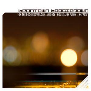 Beantown Boogiedown Podcast 006: Kat Fyte