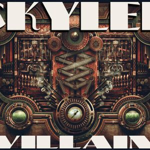 Skyler Villain @ Party Like Gatsby Los Angeles 2018