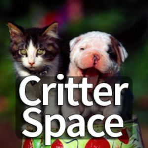 Critter Space Episode 7 - Mariah Carey, Delilah on the Radio, Wild Animals in Nativity, Rich Animals