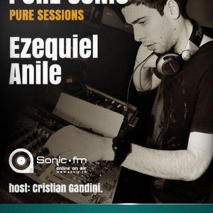 Ezequiel Anile - Pure Sessions (15/10/12) @ Sonic.FM - B