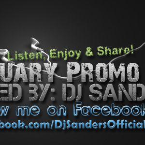 January Promo Mix@Dj Sanders