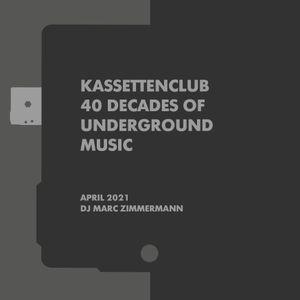 Kassettenclub - April 2021