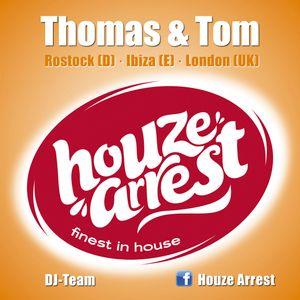 Houze Arrest Warm Up 08-2012