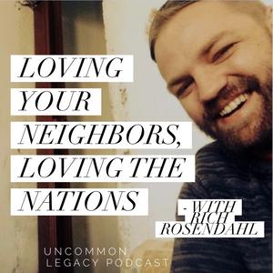 Loving Your Neighbor, Loving the Nations