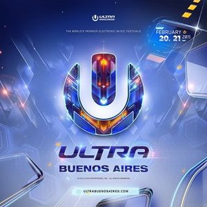 Dash Berlin  -  Live At Ultra Music Festival 2015 (Buenos Aires. ARG)  - 21-Feb-2015