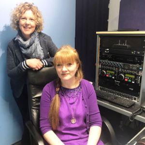 Rachel Gotto talks to Angela Faull about her self healing on CRCfm Mayo