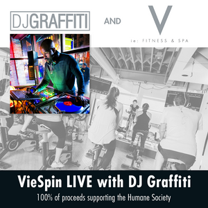 VieSpin Live with DJ Graffiti - 11/15/17