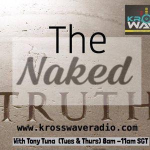 The Naked Truth (TNT) with Tony Tuna (1/19/17)