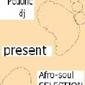 Antonio Pedone dj present Afro-soul Selection vol.1