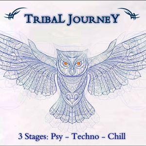 Purple Mash Techno set @ Tribal Journey - 24-06-2017