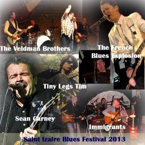 Bendeboue Blues 263 - Goingdownsouth To The Saint Izaire Blues Festival.