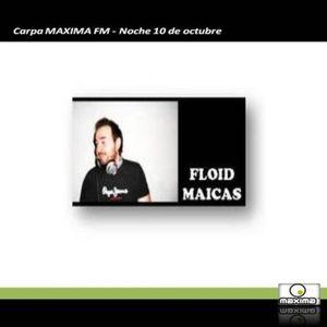 FLOID MAICAS @ MAXIMA Interpeñas (10.10.2010)
