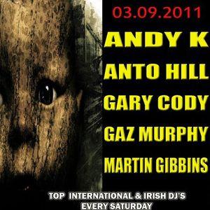 Gaz Murphy Hardstyle 2011