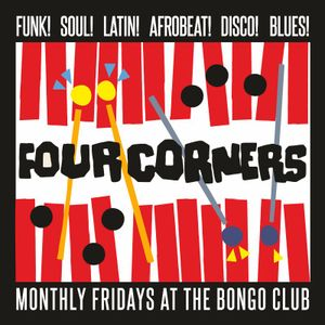 Four Corners Mixtape - April 2016